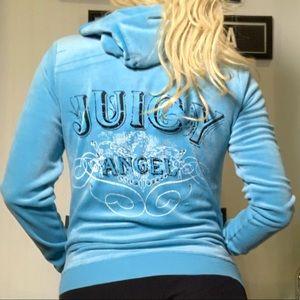 Juicy couture sweat shirt hoodie